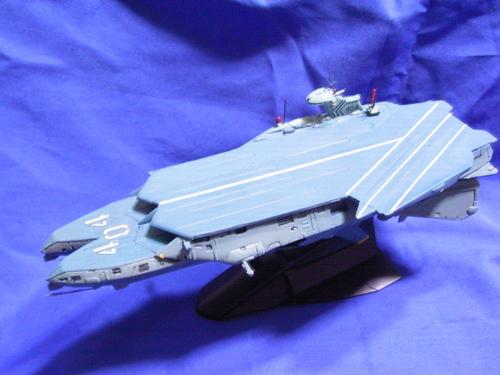 CV404 戦闘空母・浦賀
