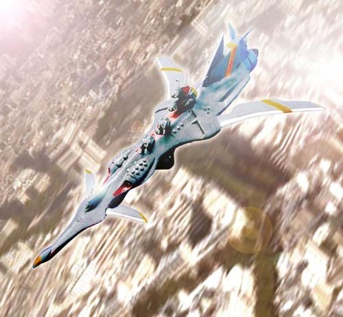 発掘戦艦3・主砲発射!(準備中~_~;)